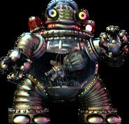 Robo-baby