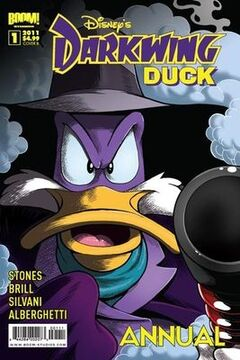 Darkwing Duck Annual B