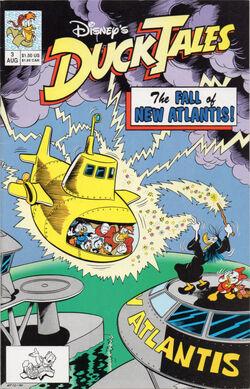 DuckTales DisneyComics issue 3