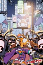 Darkwing Duck Issue 1F