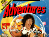 Disney Adventures Volume 1, Number 6
