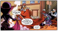 Suffrage's power (Darkwing Duck)