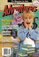 Disney Adventures - September 1991