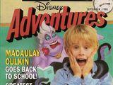 Disney Adventures Volume 1, Number 11