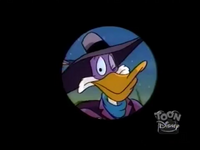 Darkwing Winking At The Camera 2