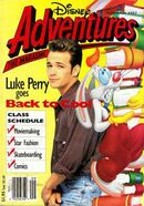 Disney Adventure September 1992