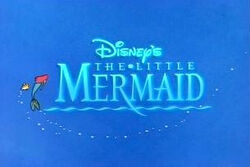 Little Mermaid title
