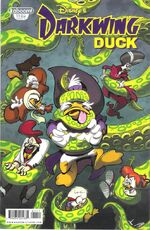 Darkwing Duck Issue 11A