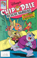 Rescue Rangers Issue 2