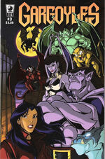 Gargoyles SLG Issue 3