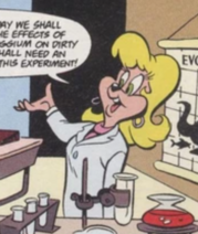 Mrs. Einstein