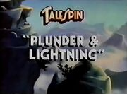 PlunderAndLightning