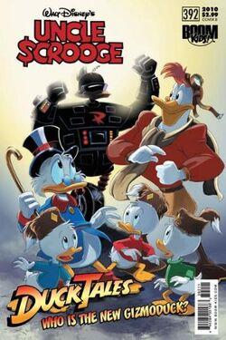 Uncle Scrooge 392B