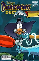 Darkwing Duck Issue 4A