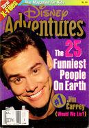 Disney Adventures May 1997