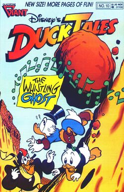 DuckTales Gladstone Issue 10