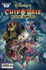 Rescue Rangers 2010 Comic Issue 5A