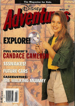 DisneyAdventures-March1992