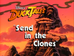 DT send in the clones
