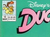 DuckTales (Disney Comics) Issue 10
