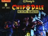Chip 'n Dale Rescue Rangers (Boom! Studios) Issue 8