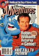 Disney Adventures September 1996
