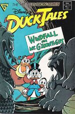 DuckTales Gladstone issue 7