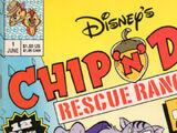 Chip 'n Dale Rescue Rangers (Disney Comics)