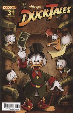 DuckTales (Boom! Studios) Issue 3C