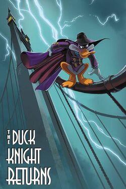 Darkwing Duck Issue 1C