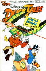 DuckTales Gladstone Issue 11