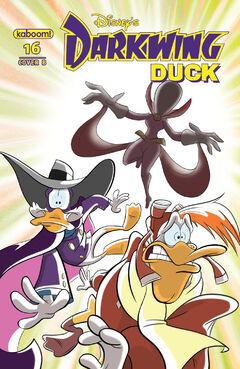 DarkwingDuck BoomStudios issue 16B