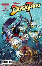DuckTales (Boom! Studios) Issue 2A