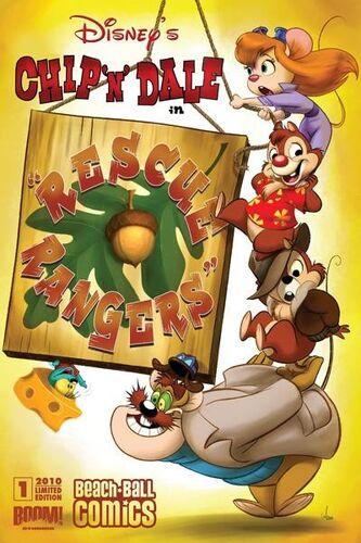 Beach Ball Comics