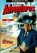 Disney Adventures - March 1991