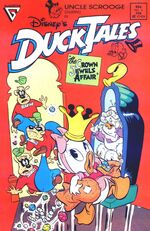 DuckTales Gladstone Issue 4