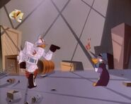 Gizmoduck vs Darkwing