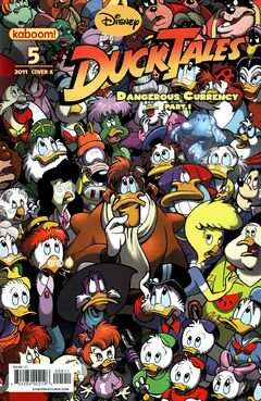 DuckTales BoomStudios 5A