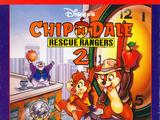 Chip 'n Dale Rescue Rangers merchandise
