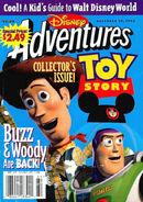 Disney Adventures November 30, 1996