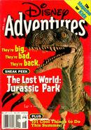 Disney Adventures June 1 1997