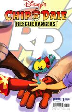 Rescue Rangers 2010 Comic Issue 1C
