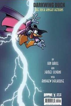 Darkwing Duck Issue 1D
