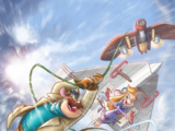 Chip 'n Dale Rescue Rangers (Boom! Studios) Issue 1