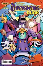 Darkwing Duck Issue 13A