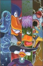 Darkwing Duck Boom issue 2C