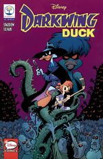 Darkwing Duck JoeBooks 7 cover