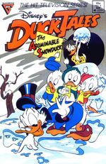 DuckTales Gladstone Issue 6