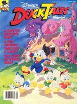 DuckTales Magazine Spring 1990