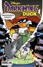 Darkwing Duck Issue 5B